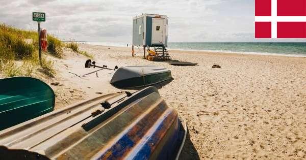 Mieten Sie ein Ferienhaus in Dänemark ab 122 EUR pro Woche