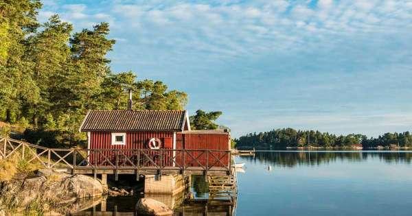 Hyr stuga i Sverige från 1158 SEK per vecka